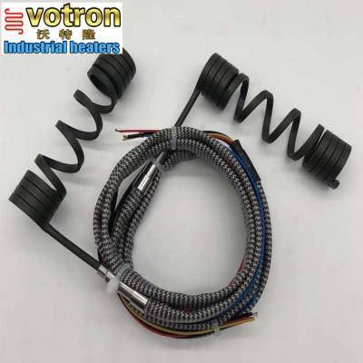弹簧电热圈